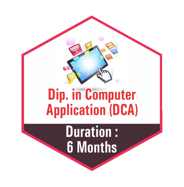 6 Months Computer Diploma (Diploma in Computer Application) Training in Palwal.