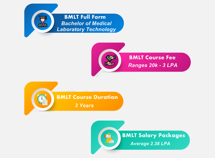 BMLT (Bachelor in Medical Laboratory Technology)